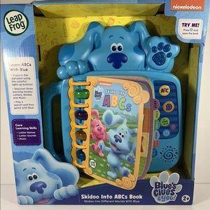 LEAP FROG Blue's Clues & You1 SKIDOO